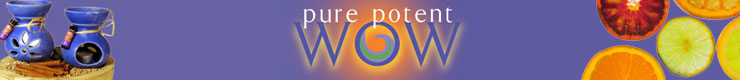 Pure Potent WOW Aromatheraphy and Essential Oils Store