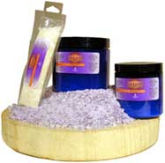 pure aromatherapy bath salts